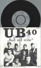 "7"" UB40 ‎– Red Red Wine"