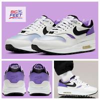 Nike Air Max 1 DNA 87-1991 Huarache Tinker Jordan Purple Grape Color AR3863-101