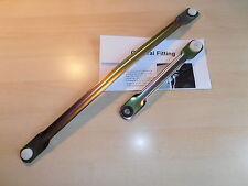 Saab 9-3 all models 2003-2011 Wiper Motor Linkage Push Rod Kit (Sameday Dis)