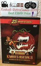 """""""El ataque de los tomates asesinos"""" DVD Ed. 25 Aniversario (ULTRA RARE) 1978"""