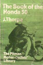 HONDA C100 C102 C114 P50 PC50 C50 ( 1962 - 1969 ) OWNERS REPAIR HANDBOOK