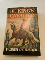 1950 The King's Cavalier by Samuel Shellabarger Hardcover With Dust Jacket