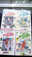 The Young All Stars! #1-10 High Grade Comic Book RM4-91