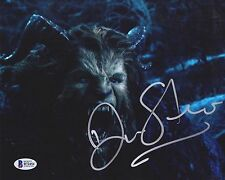 DAN STEVENS SIGNED BEAUTY AND THE BEAST SIGNED PHOTO 8X10 AUTOGRAPH BAS PSA