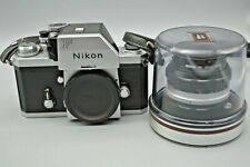 【 MINT S/N 738xxx】Nikon FTN Apollo Model Silver w/50mm f/1.4