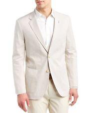 4098727e58b  640 TAILORBYRD Men s MODERN Fit Sport Coat BEIGE STRIPED SUIT JACKET  BLAZER 38S