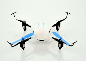 119Q 6 in. 180 Degree Inverted Flying Quadcopter Drone Quad copter Helicopter