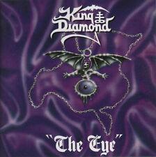 King Diamond – The Eye ULTRA RARE COLLECTOR'S CD! FREE SHIPPING!