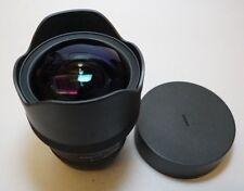 Sigma 12-24mm f/4 DG HSM Art Lens for SA Mount SD Quattro H SD1M Merrill Camera