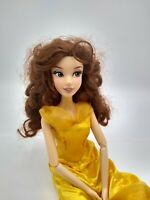 Disney Exclusive Beauty Beast Belle Singing Doll 16 Inch Rare 2012 Version Works