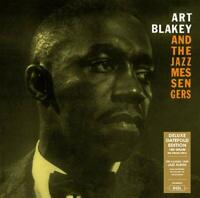 Art Blakey And The Jazz Messengers - 180gram Vinyl LP *NEW & SEALED*