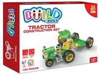 Build and Play Tractor Construction Set Children Toy Age 5+ Fun Kids Activity