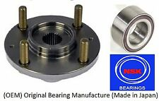 2000-2005 TOYOTA ECHO Front Wheel Hub & (OEM) (NSK) Bearing Kit