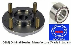 2000-2005 TOYOTA ECHO Front Wheel Hub & (OEM) (NSK) Bearing Kit
