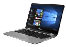 ASUS VivoBook Flip 14 inch (128GB, Intel Celeron, 4GB) Notebook - Grey - TP401MABZ235R