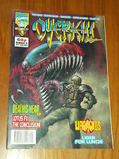 OVERKILL #31 MARVEL BRITISH MAGAZINE 18 JUNE 1993 WARHEADS DEATHS HEAD II^