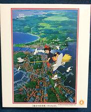 300 pc Kiki's Delivery Service Jigsaw Puzzle - Ensky Kiki Studio Ghibli Japan