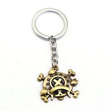 Anime One Piece Tony Chopper Alloy Keychain Bag Ornament Keyring