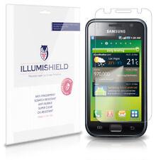 iLLumiShield Anti-Bubble/Print Screen Protector 3x for Samsung Galaxy S i9000