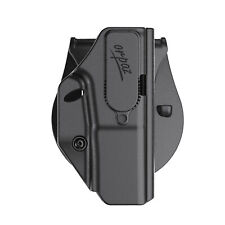Orpaz Fits Glock 43 IWB Holster Glock 43 CCW Holster (With a OWB PADDLE ATCH.)