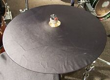 """Drums Sets DrumTee Mute for 20"""" cymbal Quieter Sound with Full Rebound Video NEW"""