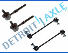 New 4pc Kit: Front and Rear Sway Bar End Links for Hyundai Sonata Kia Optima