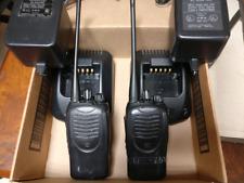 Kenwood TK-3160 UHF Two Way Radios (PAIR, USED)
