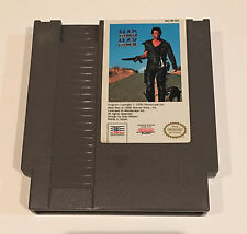 Mad Max - 1990 NES Nintendo Video Game Cartridge