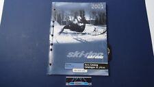 Ski-Doo 2001 Touring 380 F / 500 F Snowmobile Parts Catalog Manual 484 400 103