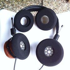Mousses (earpads) pour Grado headphones RS1, Rs1i, SR325, SR225, SR80, SR60 etc.