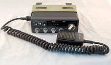 Realistic TRC-465 CB Mobile Radio 40 Channel Tested + Mic & Mount Bracket