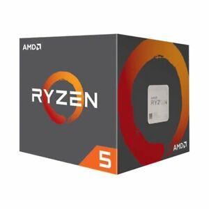 AMD Ryzen 5 1600 65W AM4 Processor with Wraith Stealth Cooler YD1600BBAFBOX
