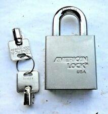 American Lock Padlock 7260 Series