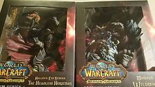 World of WarCraft Premium Series 4 Figure HEADLESS HORSEMAN+MOONKIN DC Unlimited