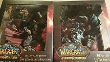 World of WarCraft Premium Series 4 Figure HEADLESS HORSEMAN+MOONKIN DC Unlimited