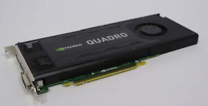 NVIDIA Quadro K4000 3GB GDDR5 Video Graphics Card Dell CN3GX