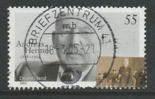 Germany 2003 Andreas Hermes (Politician) SG 3230 FU
