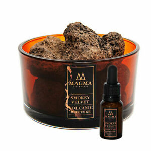 Magma Rocks Volcanic Diffuser Home Scented Gift Set