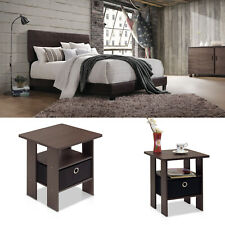 brown queen size 3 piece bedroom set furniture modern bed leather 2 nightstands
