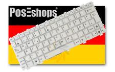 Orig. QWERTZ Tastatur ASUS Eee PC EEEPC 1015PN 1015PW 1015PX 1015T DE Weiss NEU