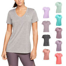 Under Armour Womens 2019 Twist Tech Stretch Wicking T-Shirt 26% OFF RRP