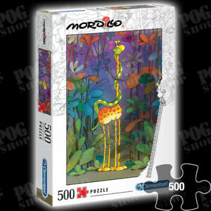 NEW SEALED Clementoni MORDILLO - THE LOVER 500 Piece Jigsaw Puzzle 35079