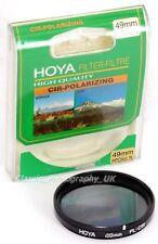 Hoya CIR-polarizzatori 49 mm Filtro per Zeiss Flektogon 2.4/35 Pancolar BIOTAR 2/58