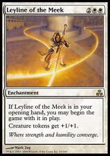 MTG LEYLINE OF THE MEEK - LEYLINE DELLA MITEZZA - GPT - MAGIC