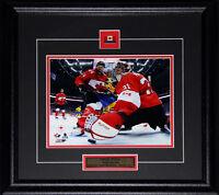 Carey Price 2014 Team Canada Sochi Winter Olympics 8x10 Collector Frame