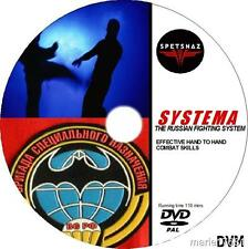Systema The Complete Russian Martial Arts Guide DVD Self Defence Tuition