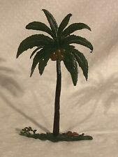 Britains RARE Palm Tree Lead Toy Soldiers Coconut Larger Size