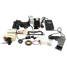 "24V 350W Electric Bike Conversion Kit Motor Controller Fits For 22-28"" E-Bike"