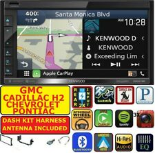 2000 & UP GM KENWOOD GARMIN NAV CARPLAY ANDROID AUTO BLUETOOTH USB STEREO