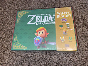 Culture Fly The Legend of Zelda Link's Awakening Collector Box Set Sealed !